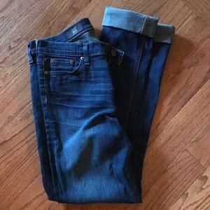 J. Crew tall jeans